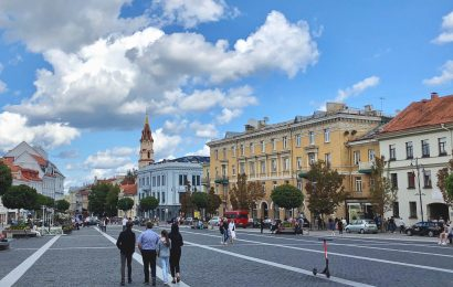 移民立陶宛 租房子 租公寓