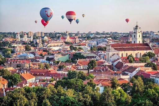 新的一年 立陶宛的 電子居民身份
