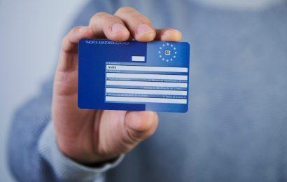 立陶宛的歐洲健康保險卡