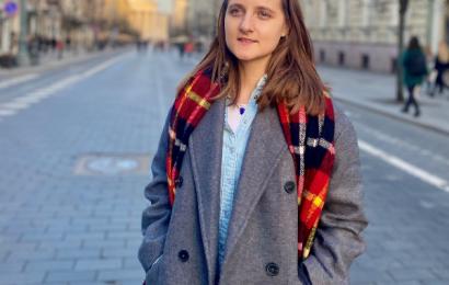 瑪格麗塔 的移民立陶宛心路歷程