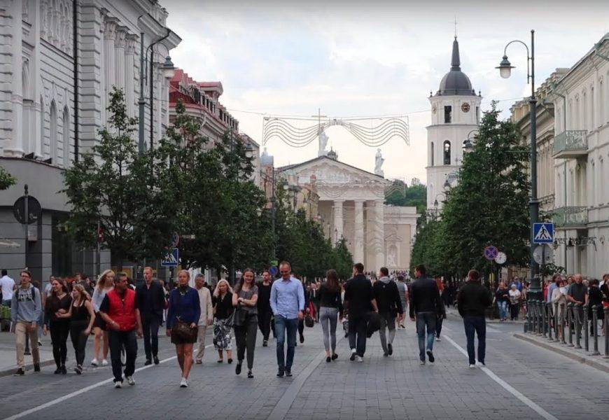立陶宛人的日常:家庭和工作