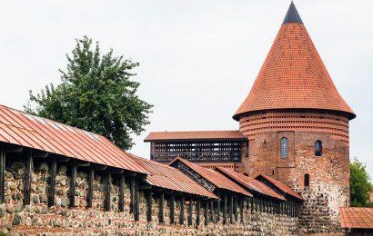 移民立陶宛 考納斯必去景點:考納斯城堡